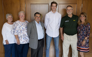 Sherman family scholarship awarded