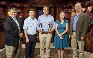 Southeastern Channel telecourse wins national Telly Awards