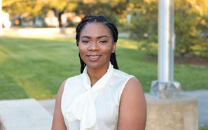 Southeastern student awarded counseling fellowship from NBCC and affiliates