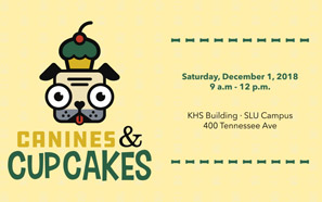 Southeastern Nursing, Health Science to host Canines and Cupcakes