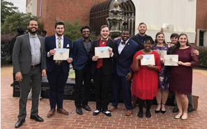 Southeastern vocalists claim awards at Louisiana competition