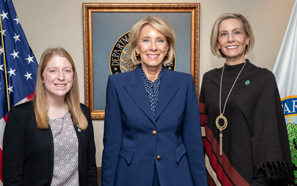Southeastern dean and alumna participate in roundtable discussion in Washington DC on teacher preparation