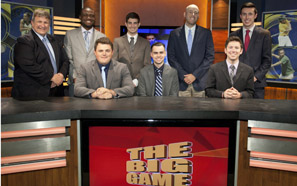 "Southeastern Channel sportscast ""The Big Game"" named national finalist"