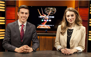 Southeastern students win Emmy scholarships