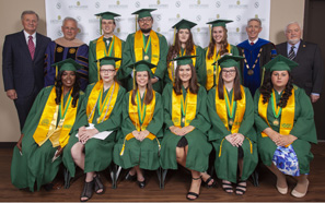 Southeastern confers degrees on 1,100