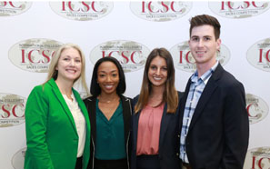 Southeastern Professional Sales Team wins at ICSC