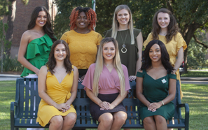 Southeastern announces 2019 Homecoming Court and Beau Court
