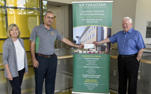 Southeastern Industrial and Engineering Technology receives donation