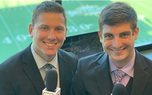 Southeastern Channel game broadcast wins third in the nation