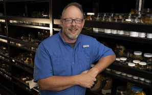 Southeastern fish biologist awarded $400,000 National Science Foundation Grant