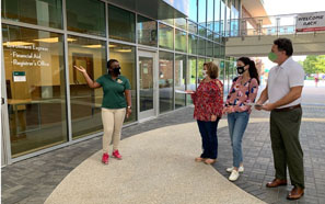 Southeastern now offering on campus events, private campus tours, and new virtual webinar series for future students