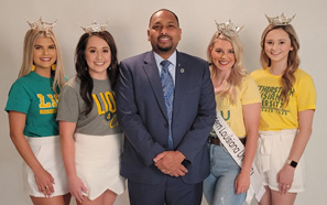 Five Southeastern students to compete in Miss Louisiana Pageant