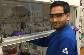 Pursuing His PhD - Suraj Ayer