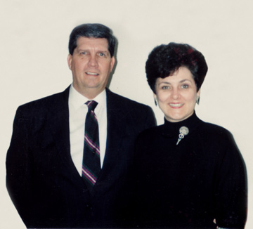 Drs. Melvin and Barbara Allen