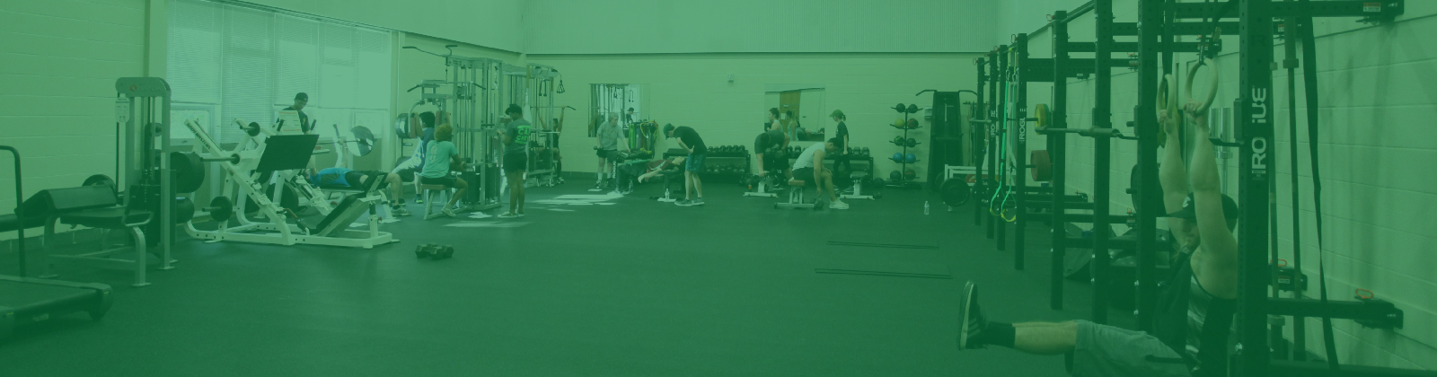 Kinesiology Weight Training Room