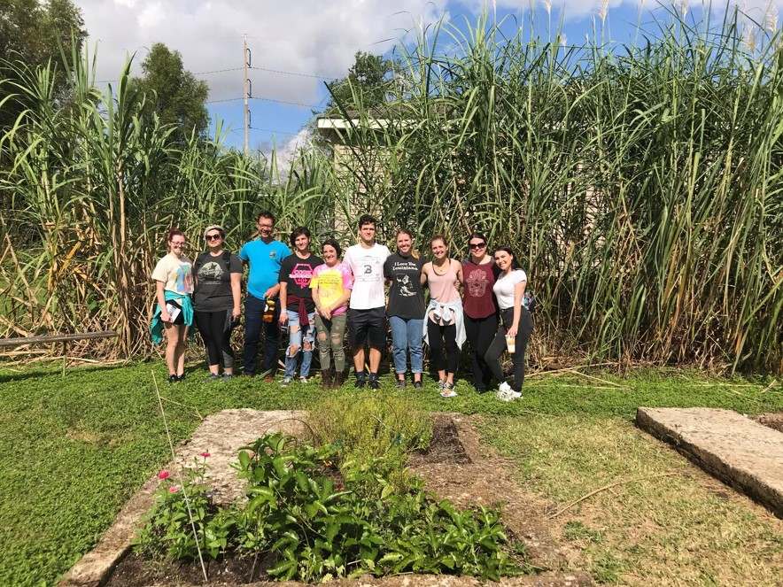 Food and Sustainability Class Visits New Orleans