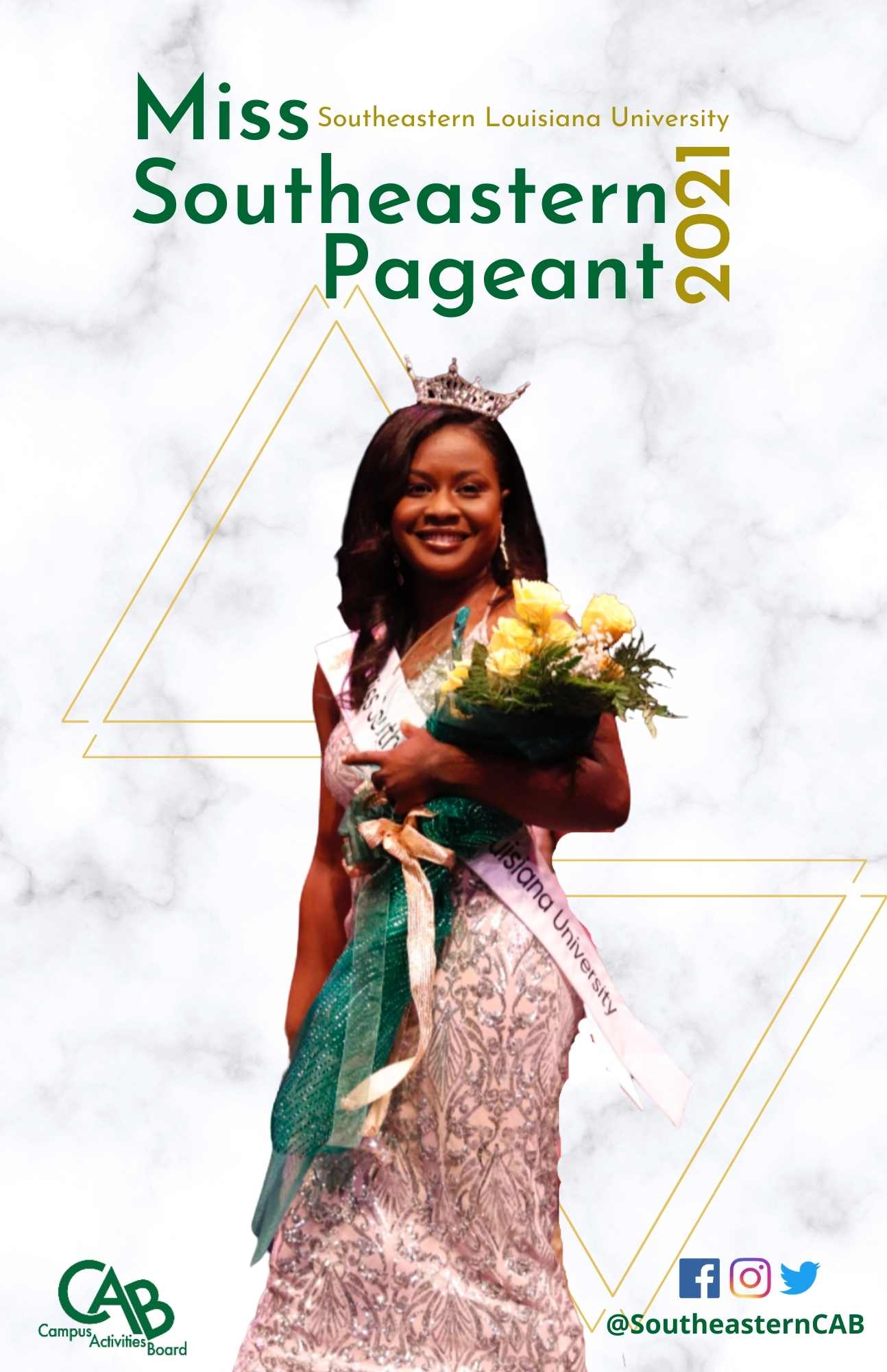 Miss Southeastern 2021 Pageant