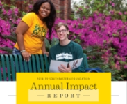 Annual Impact Report Cover