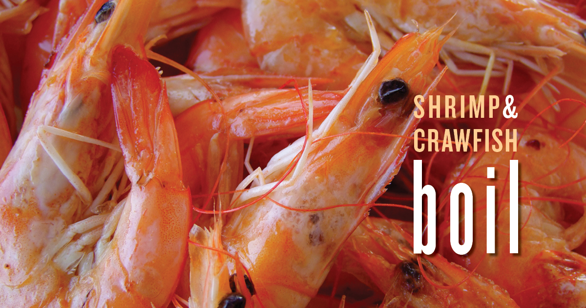 Tangipahoa Chapter Shrimp & Crawfish Boil