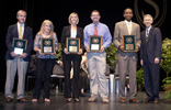 President's Excellence Award winners