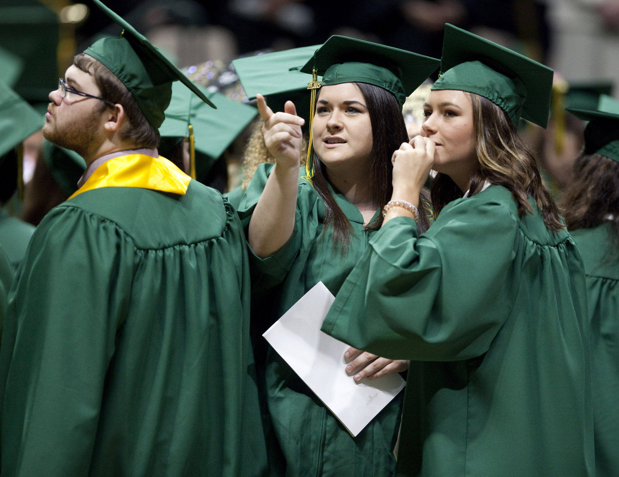 Amber Marie Goetz southeastern confers degrees on more than 1,000
